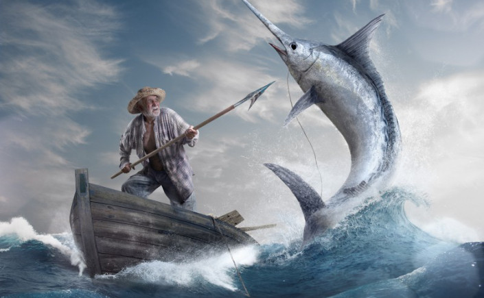 an analysis of the characters in the old man The old man and the sea is a short novel written by the american author ernest hemingway in 1951 in cuba, and published in 1952.